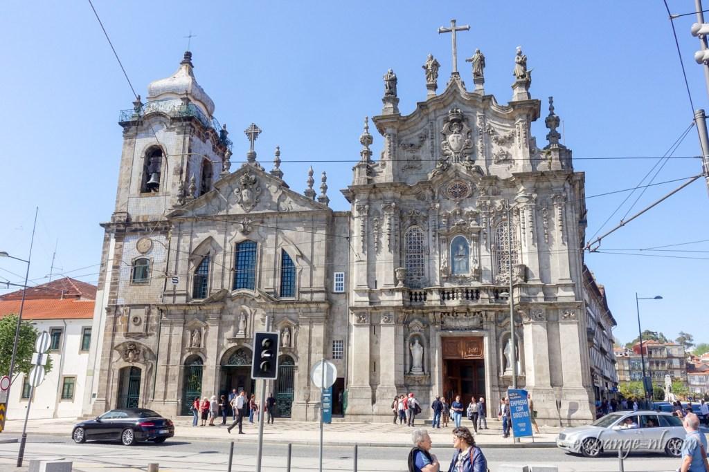 波圖加爾莫德教堂/卡爾莫教堂Igreja dos Carmelitas / Igreja do Carmo, Porto
