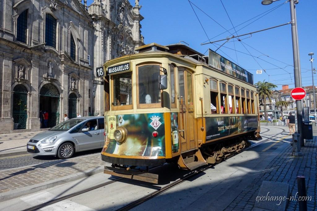 波圖18號電車 Porto Tram Line 18