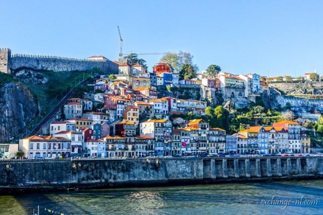 波圖費爾南多牆 Muralha Fernandina (Fernandina Wall), Porto