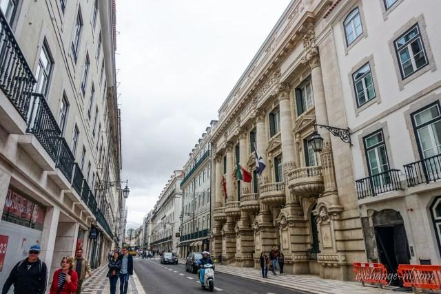 葡萄牙里斯本街景 Lisbon Street View