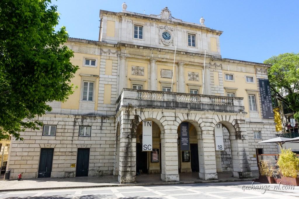 里斯本聖卡洛斯國立劇院 Teatro Nacional de São Carlos (National Theatre of São Carlos), Lisbon