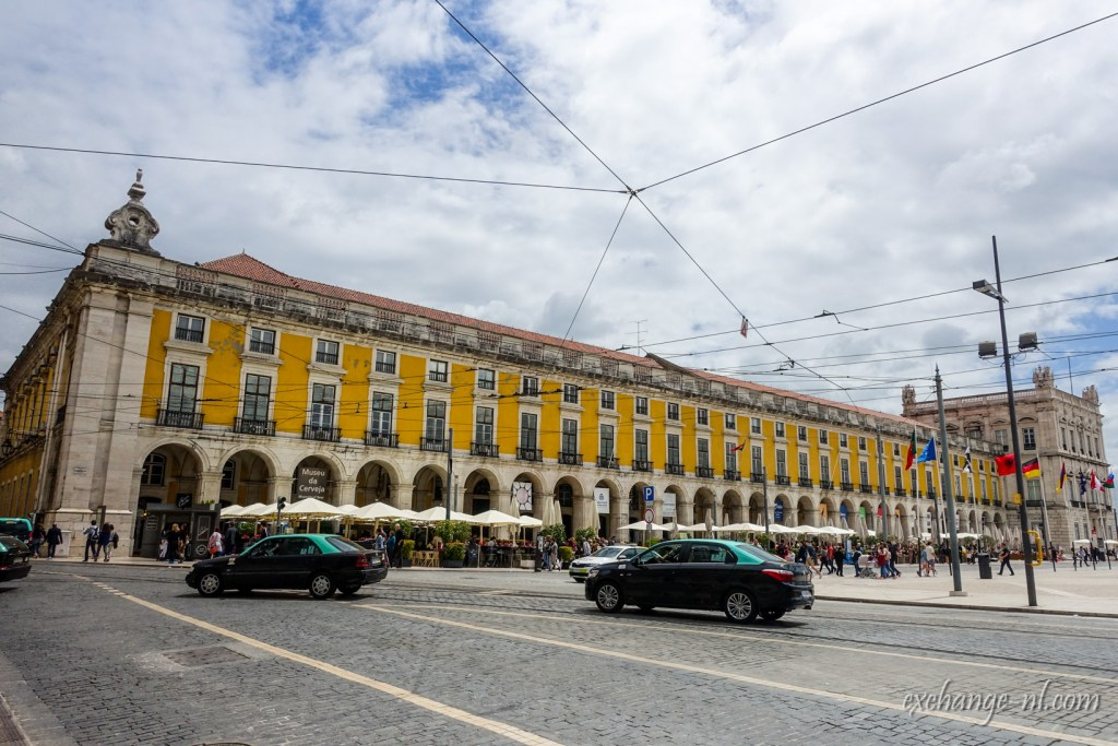 里斯本商業廣場 Praça do Comércio (Commerce Square), Lisbon