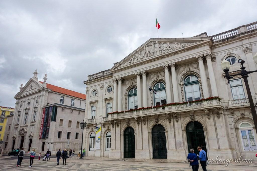 里斯本市政廳 Paços do Concelho de Lisboa (Lisbon City Hall)
