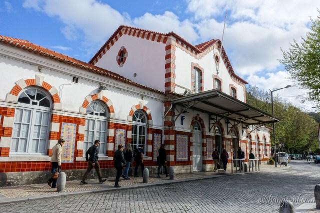 Sintra Railway Station 辛特拉火車站