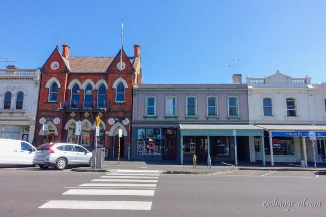 墨爾本威廉斯鎮大街 Nelson Place, Williamstown, Melbourne