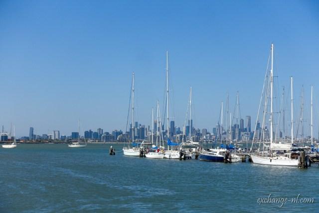 墨爾本威廉斯鎮寶石碼頭 Gem Pier, Williamstown, Melbourne