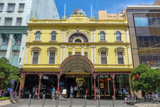 墨爾本皇家拱廊 Royal Arcade, Melbourne