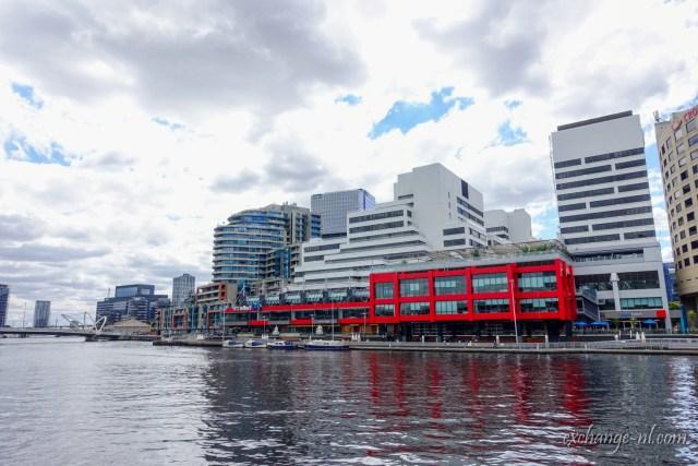 墨爾本濱海港區 Docklands, Melbourne