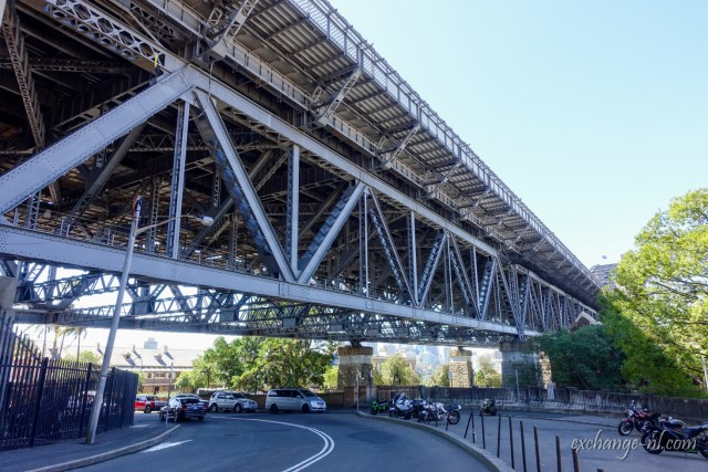 悉尼港灣大橋鋼鐵結構 Steel Structure of Sydney Harbour Bridge