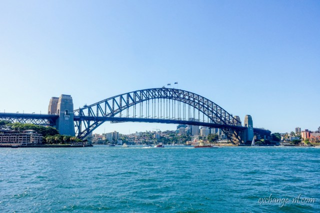 悉尼港灣大橋 Sydney Harbour Bridge