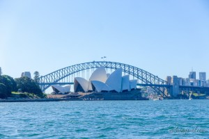 悉尼歌劇院與悉尼港灣大橋 Sydney Opera House and Sydney Harbour Bridge