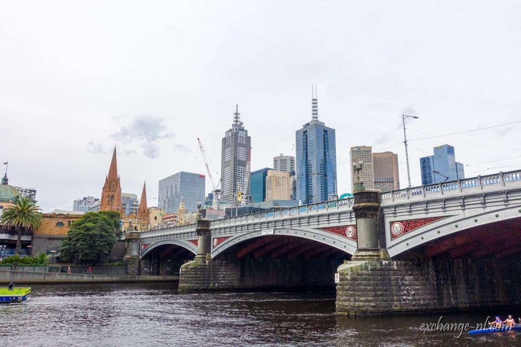 墨爾本王子橋 Princes Bridge, Melbourne