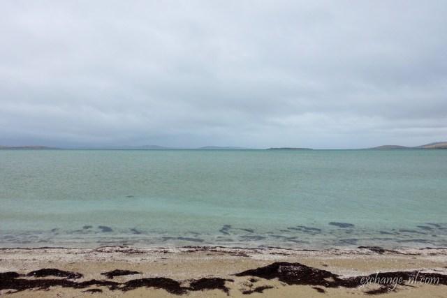 塔斯曼尼亞的沙灘 Beach in Tasmania
