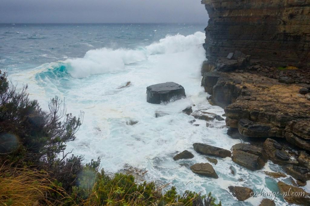 塔斯曼尼亞化石灣瞭望台 Fossil Bay Lookout, Tasmania