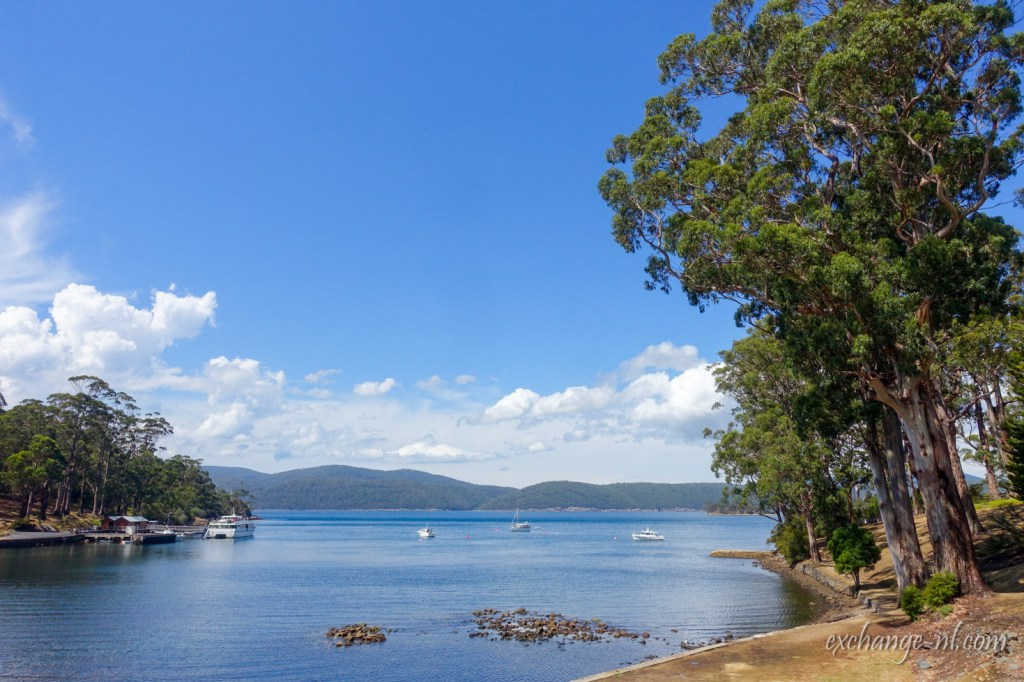 塔斯曼尼亞亞瑟港海邊 Seaside at Port Arthur, Tasmania