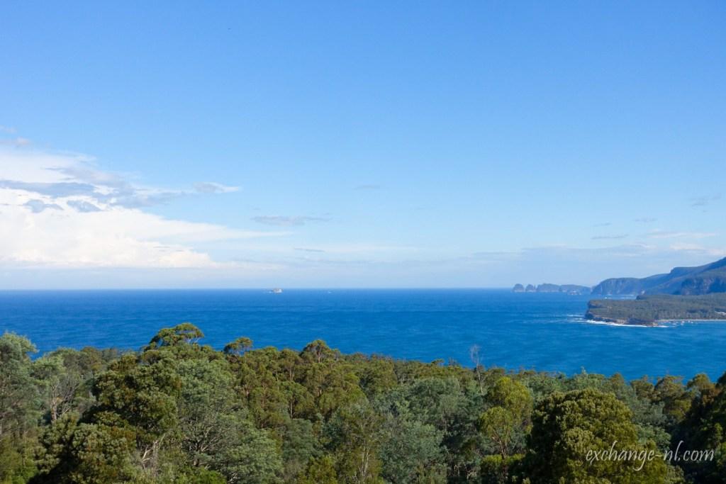 塔斯曼尼亞塔斯曼國家公園瞭望台 Tasman Bay National Park Lookout, Tasmania