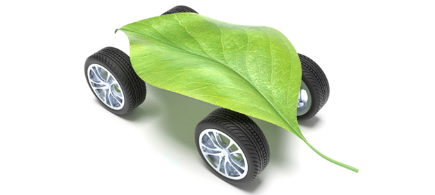 AAA Green Vehicle