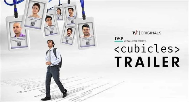 TVF Originals series 'Cubicles'