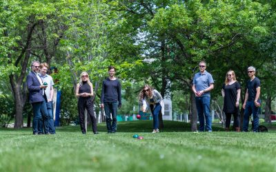 Brown Bag Bocce with Lindsay Somers