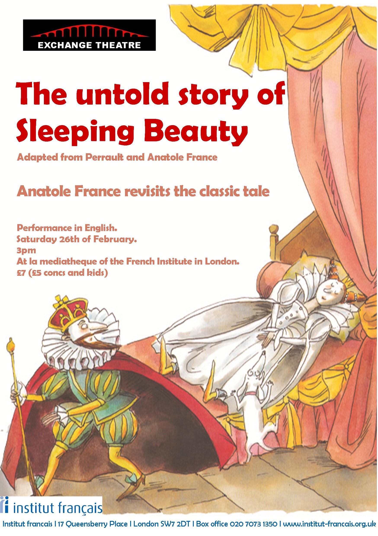 La Belle Au Bois Dormant En Anglais : belle, dormant, anglais, BELLE, DORMANT, Exchange, Theatre