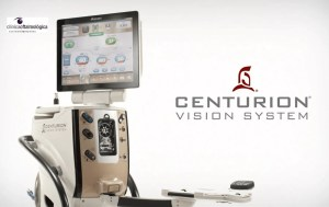 Centurion Vision System. Estrenamos nuevo equipo para operar cataratas