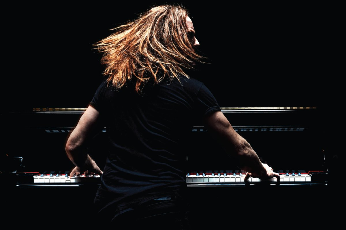 Tim Minchin: Back – 2019 UK Tour