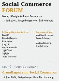 Socialcommerceforum