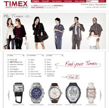 Timexwebstore