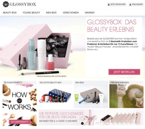 glossybox2014