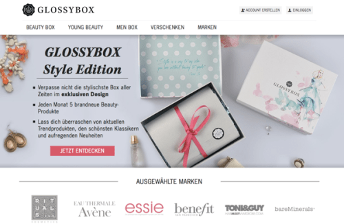 glossybox2015