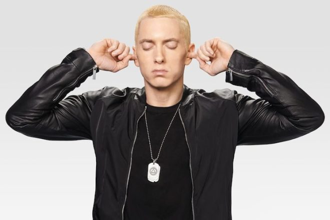 Twitter Is Pissed About Eminem Headlining Coachella