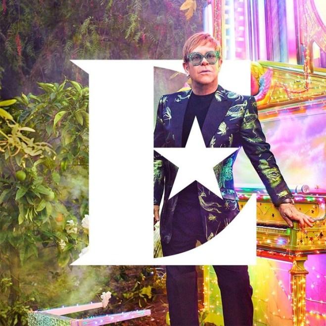 Elton John Unveils Farewell Tour