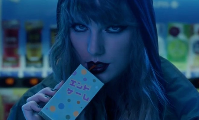"""Watch Taylor Swift's New """"End Game"""" Video with Ed Sheeran and Future"""