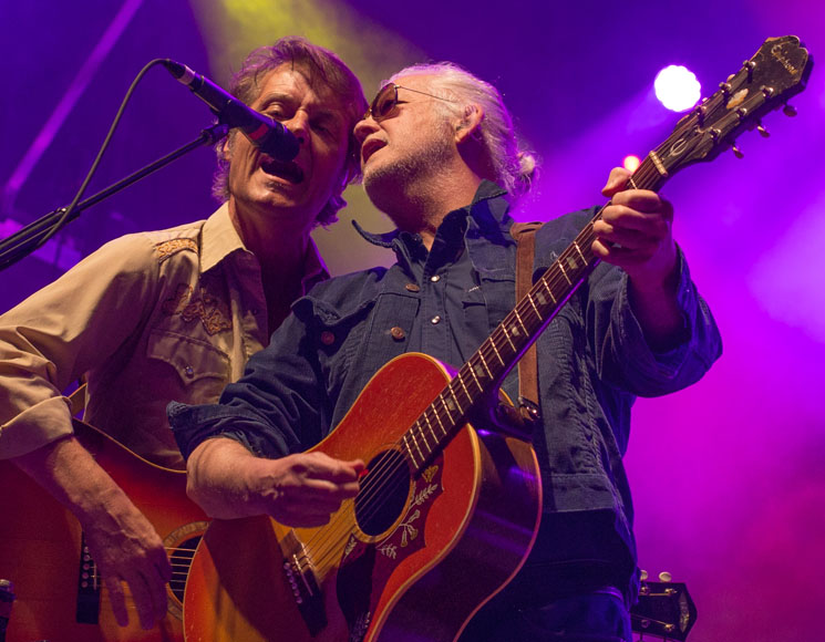 Blue Rodeo Festival Main Stage Halifax Ns July 14