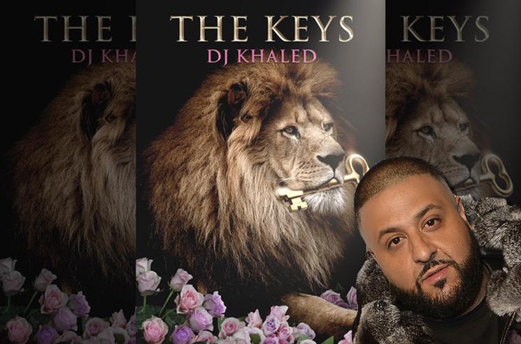 dj khaled to reveal