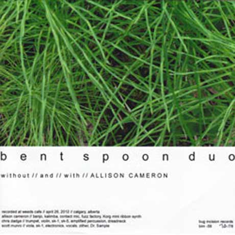 Bent Spoon Duo - With and Without Allison Cameron
