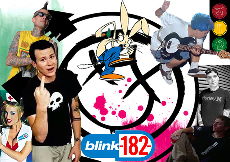 blink 182 the anals