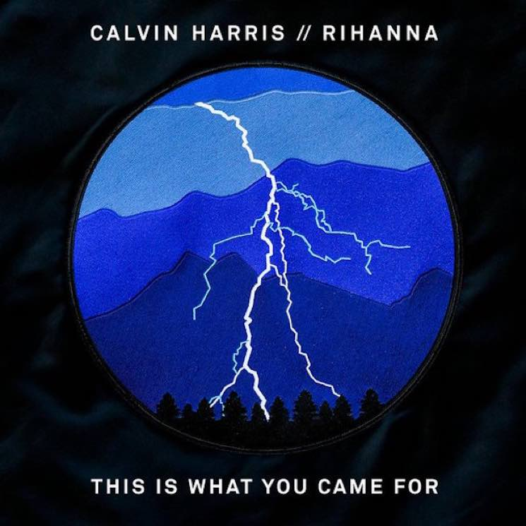 "Calvin Harris ""this Is What You Came For"" (ft Rihanna"