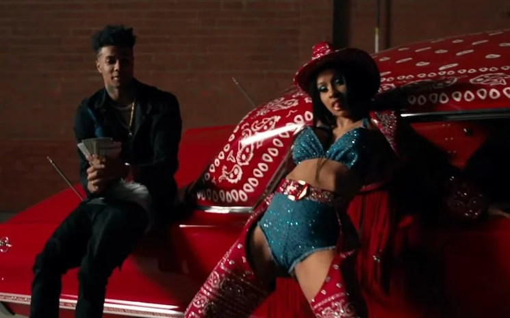 Car Money Watch Wallpaper Cardi B Drops Some Extremely Horny Bars On Blueface S Nsfw