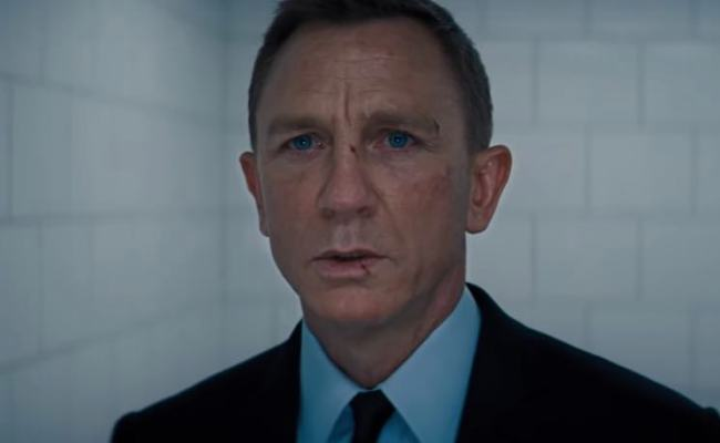 Watch The Trailer For Daniel Craig S Final James Bond