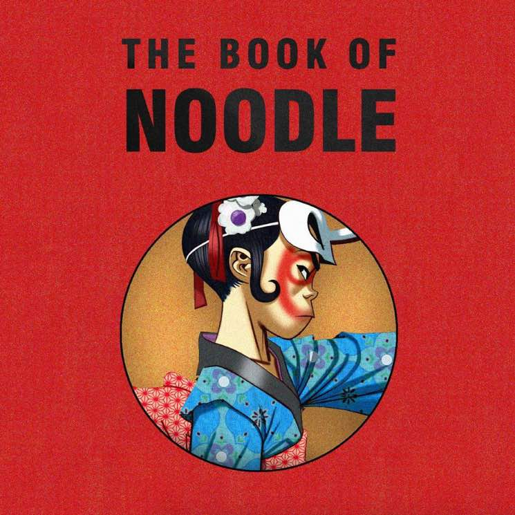 Gorillaz The Fall Wallpaper Gorillaz Share Cryptic The Book Of Noodle Story On Instagram