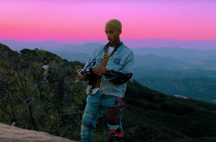 Fall Out Boy 2017 Wallpaper Jaden Smith Quot George Jeff Quot Video