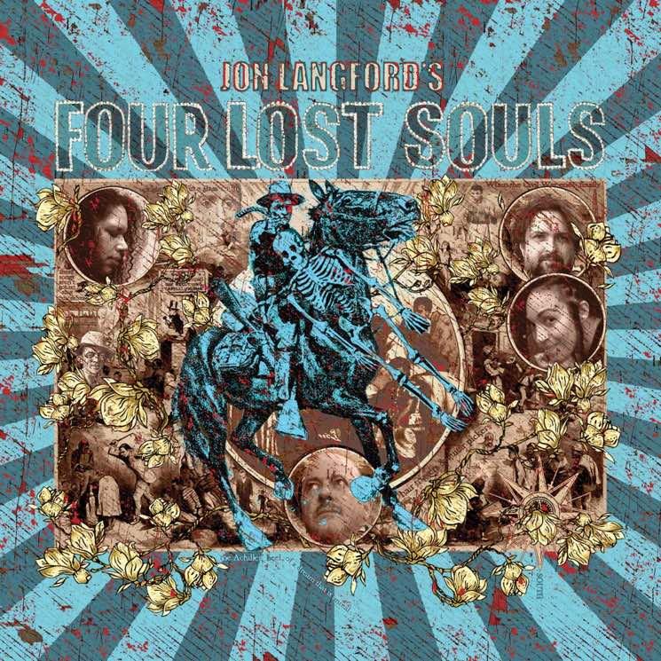 Jon LangfordFour Lost Souls