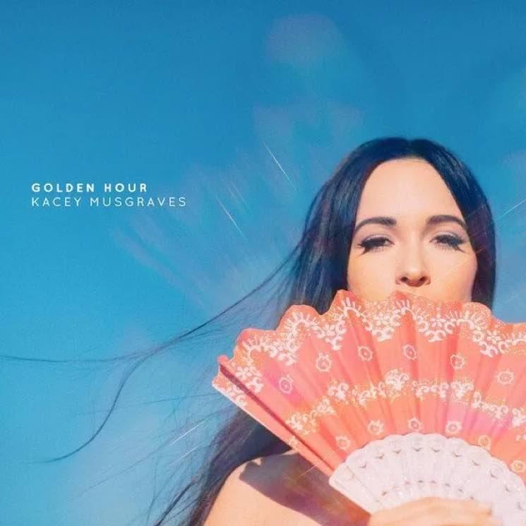 Kacey Musgraves Golden Hour Album Stream