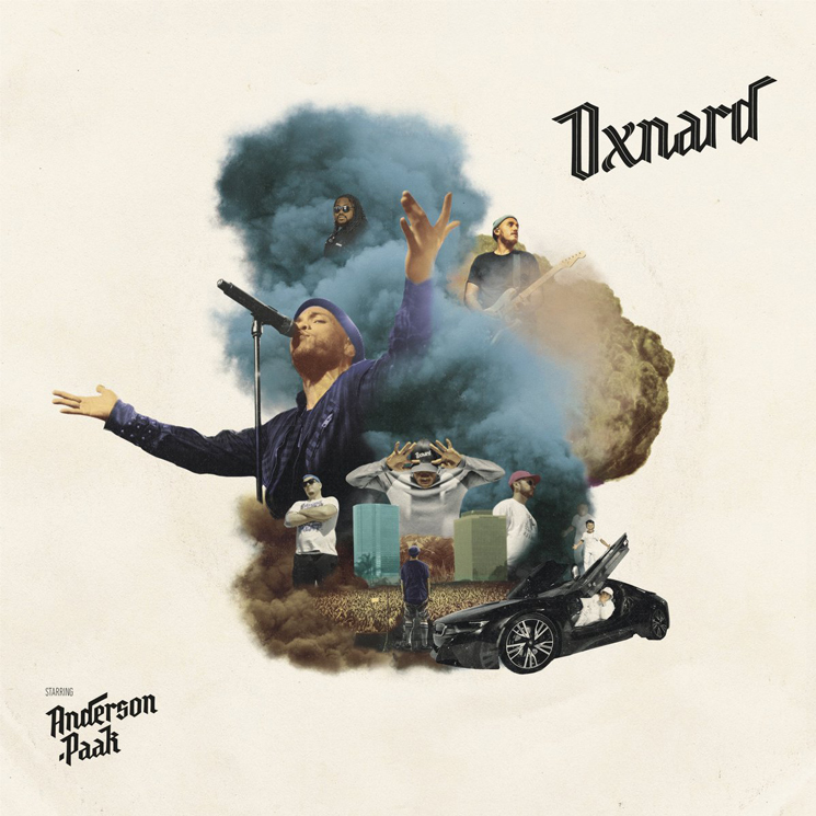Image result for anderson paak oxnard