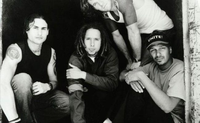 Rage Against The Machine Catalogue Treated To Vinyl