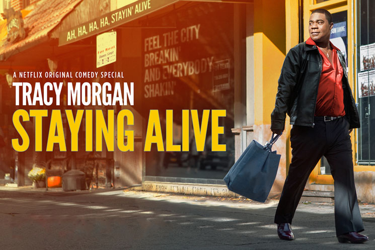 Tracy MorganStaying Alive
