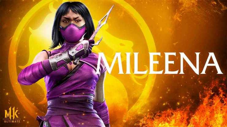MortalKombat–Милина(DLC)