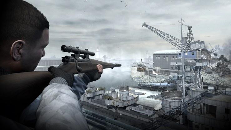 SniperElite:Italia DeathstormPart