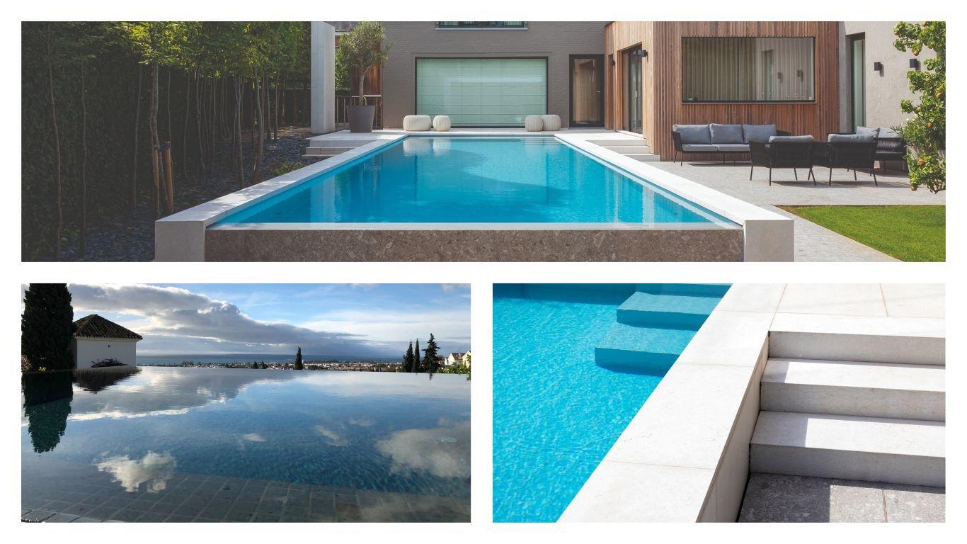 Kwaliteitsvolle zwembaden Total Pool Concept